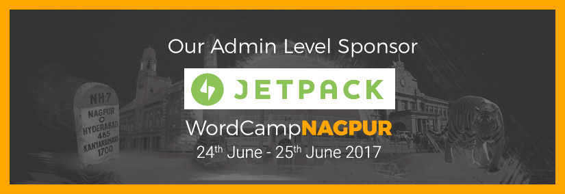 Jetpack Is Admin Level Supporter At WordCamp Nagpur